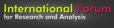 International Forum for Research and Analysis - Logo